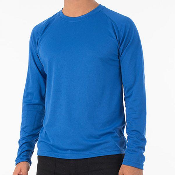 חולצת דרייפיט שרוול ארוך