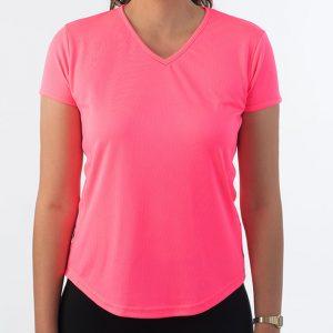 חולצת דרייפיט נשים שרוול קצר