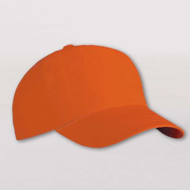 כובע בייסבול כותנה דגם אור