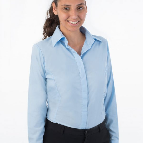 חולצת אלגנט נשים שרוול ארוך