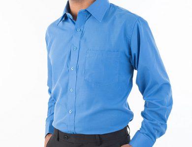 חולצת אלגנט גבר שרוול ארוך